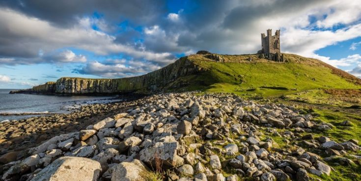 Visit some of the most beautiful places in Northumberland