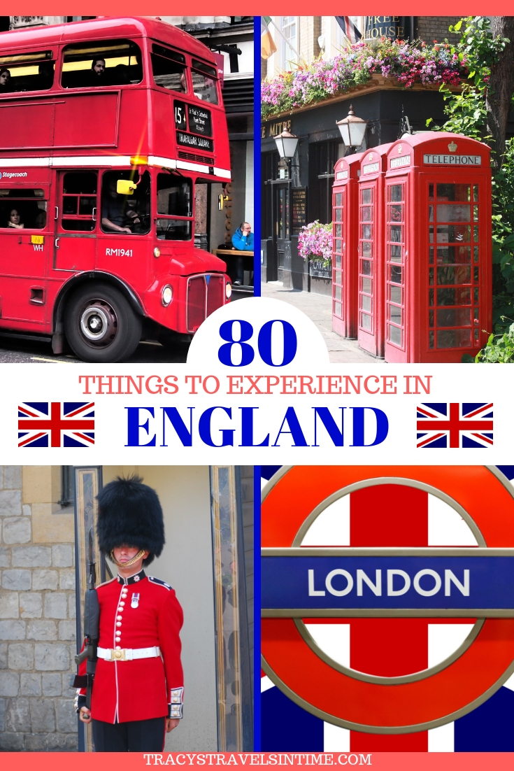 what to do in England