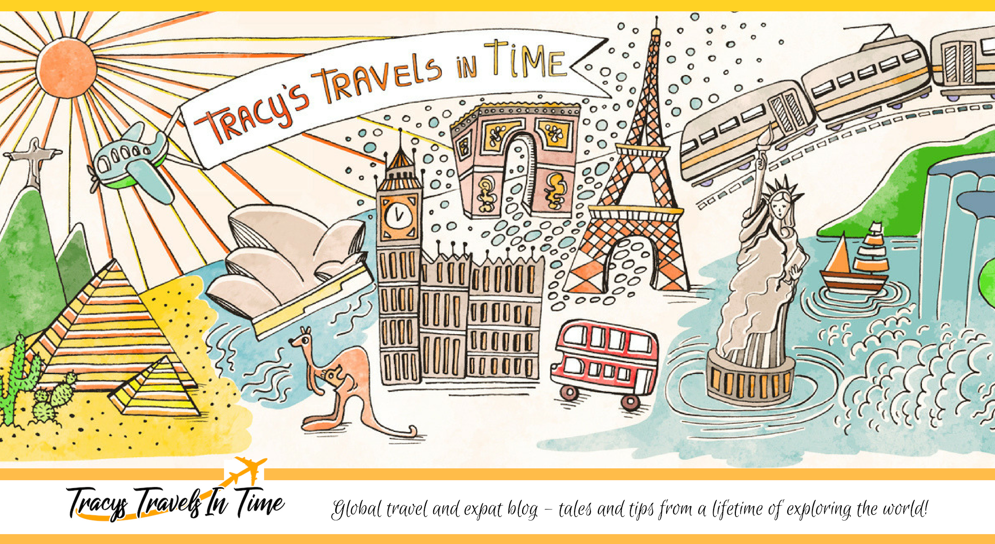 Tracy's Travels in Time