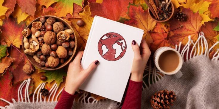 Atlas books to inspire wanderlust