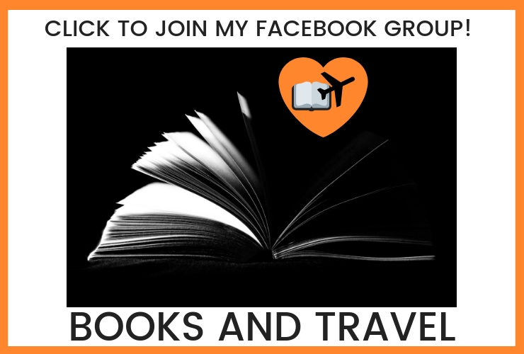FACEBOOK GROUP FOR BOOKS & TRAVEL