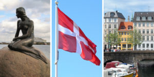 A collection of the best books about Denmark featured by top international travel blogger, Tracy's Travels in Time