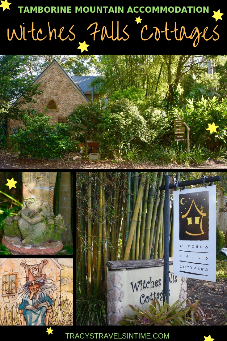 Tamborine Mountain accommodation - witches falls cottages | Witches Falls Cottages review featured by top international travel blogger, Tracy's Travels in Time