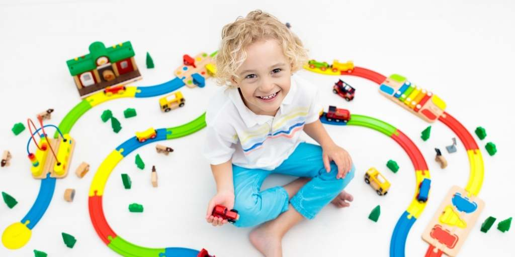 Train Gifts for Kids (Gift Guide – Books, toys, games & more)