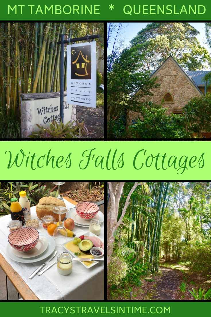 Witches Falls Cottages Tamborine Mountain | Witches Falls Cottages review featured by top international travel blogger, Tracy's Travels in Time