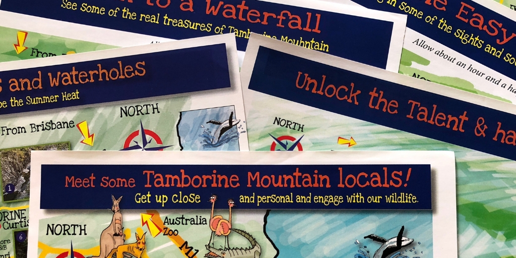 destination guides for Tamborine mountain