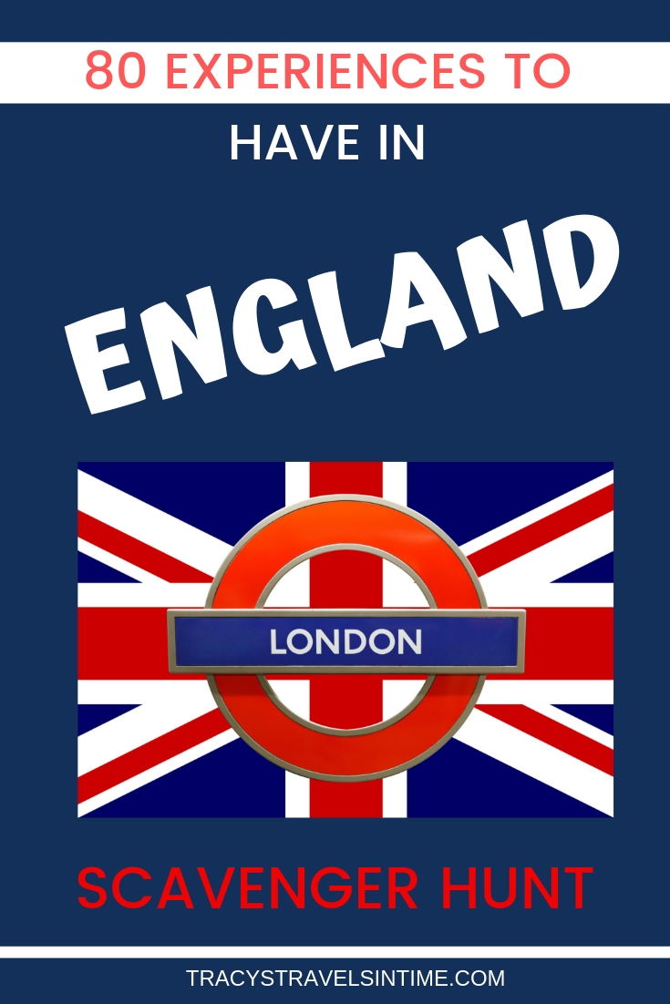 Things to do in England