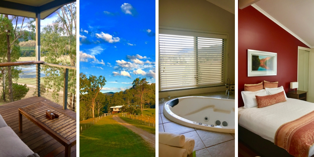 YABBALOUMBA RETREAT Sunshine Coast Hinterland Queensland Australia