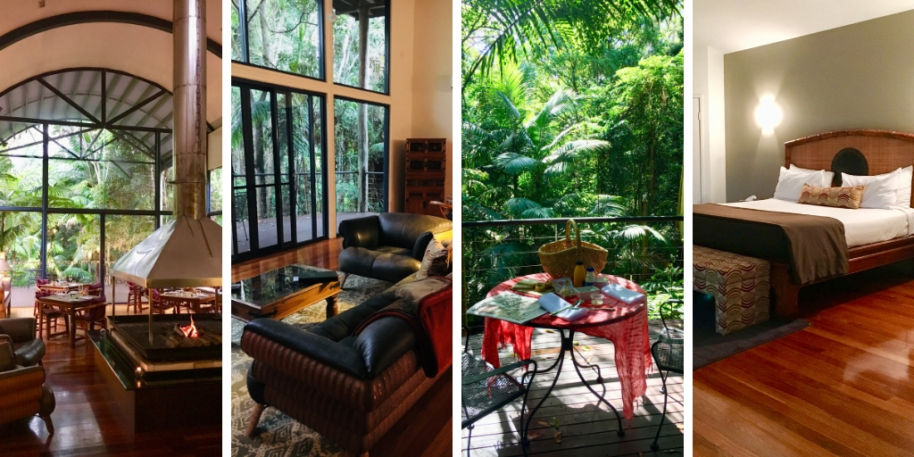 pethers rainforest retreat tamborine mountain queensland australia