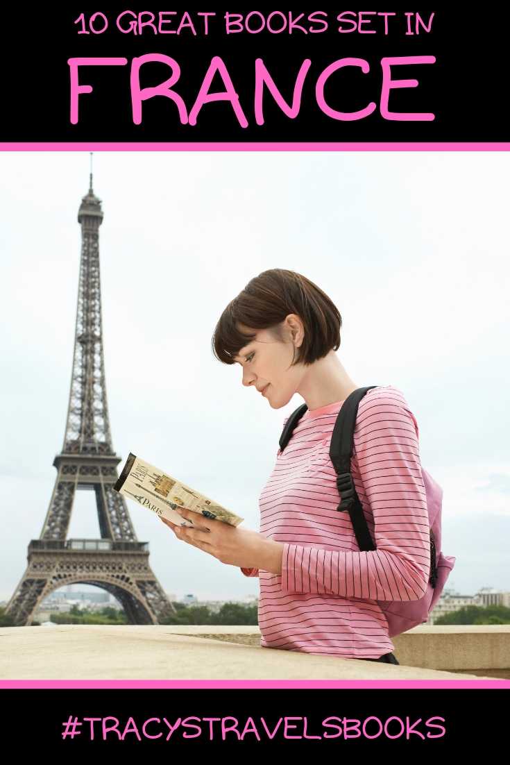 10 great books set in France