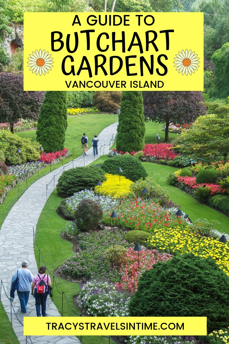 A guide to visiting butchart gardens on vancouver island - Best time to visit butchart gardens ...