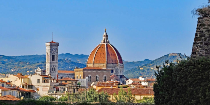 A selection of books about Italy (fiction/non-fiction/travel)
