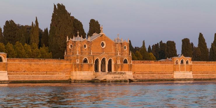 Isola di San Michele VENICE