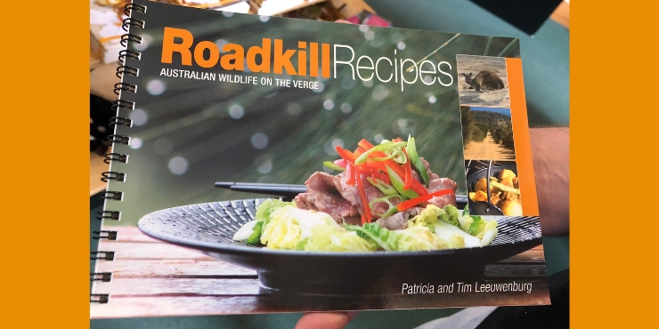 Roadkill Recipes Book