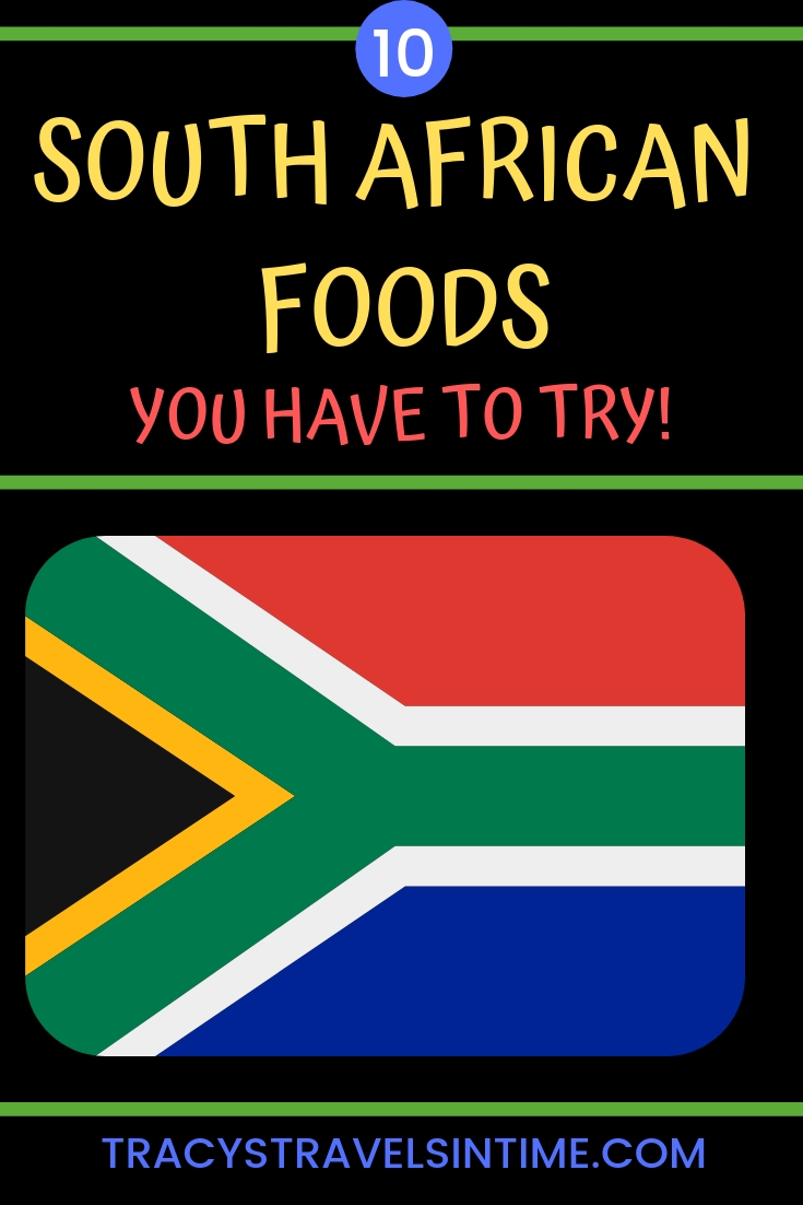 10 South African foods to try