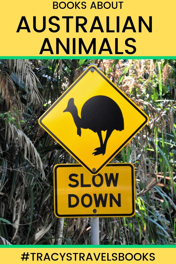 BOOKS ABOUT AUSTRALIAN WILDLIFE - TRAVEL AUSTRALIA