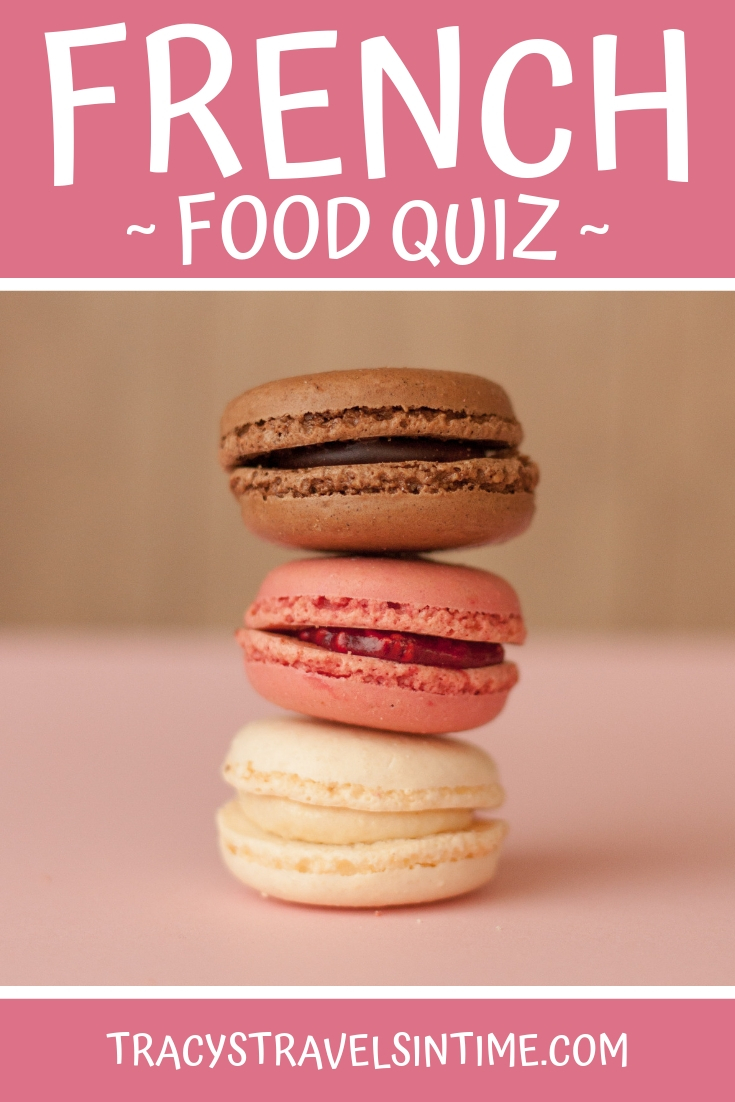 French Food Vocabulary Quiz