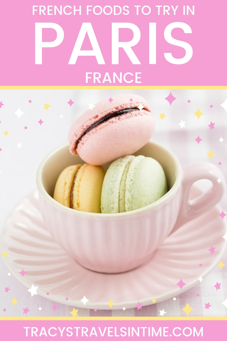 French food and drink to try in Paris