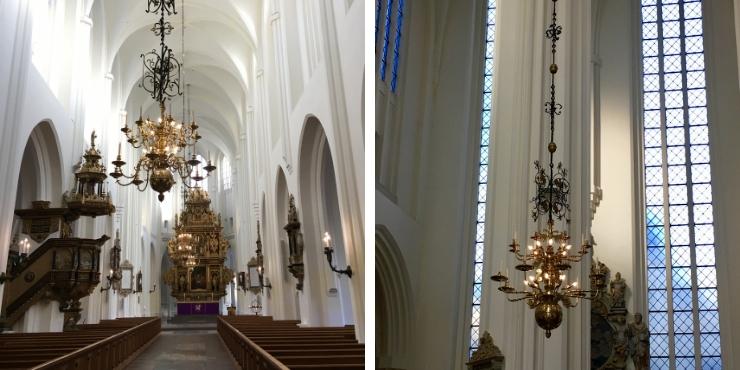 St Petri Church in Malmo