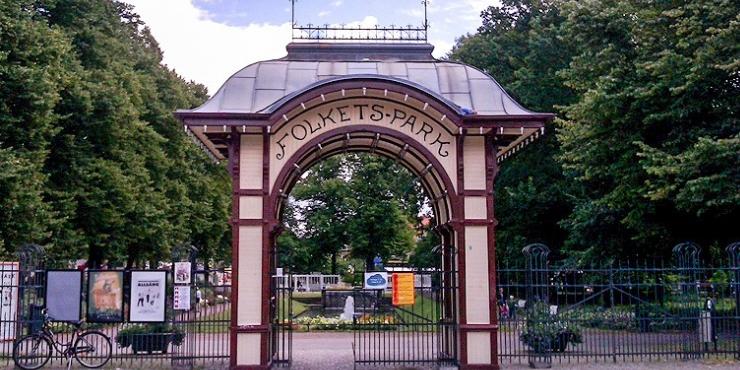 Folklets Park in Malmo