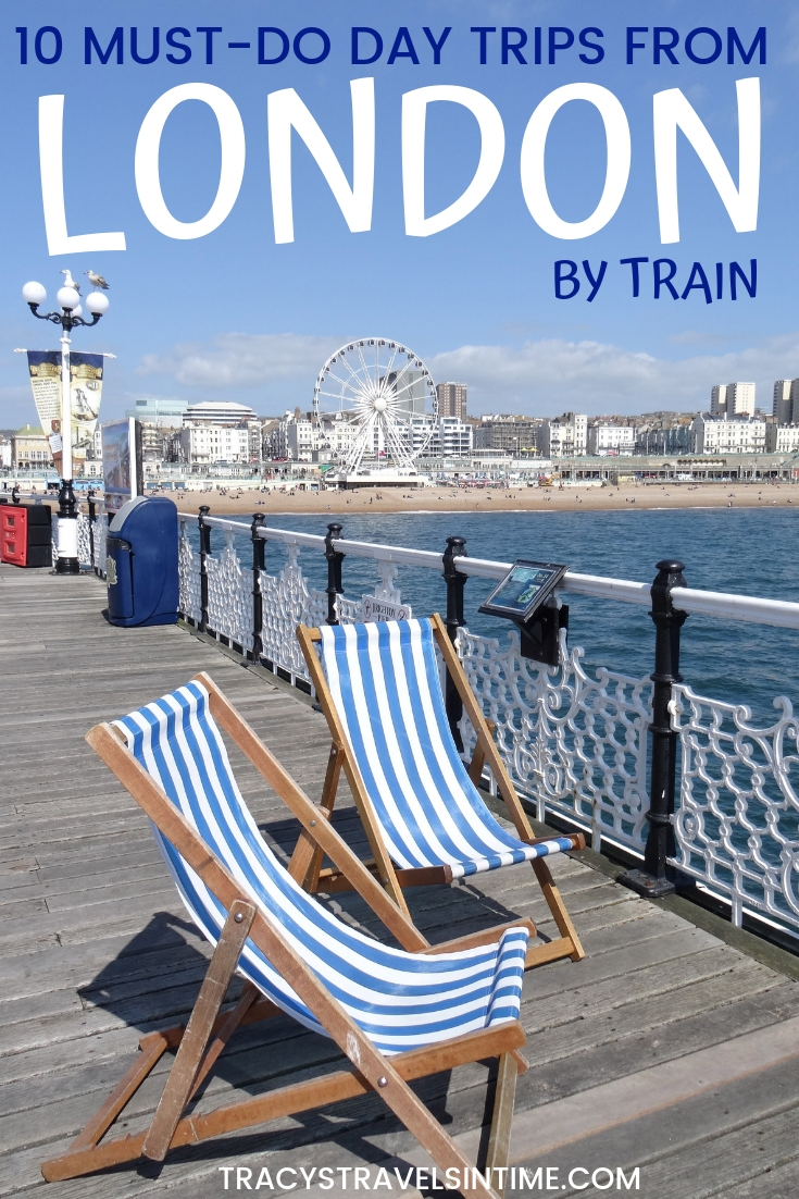 DAY TRIPS FROM LONDON BY TRAIN - UK TRAVEL