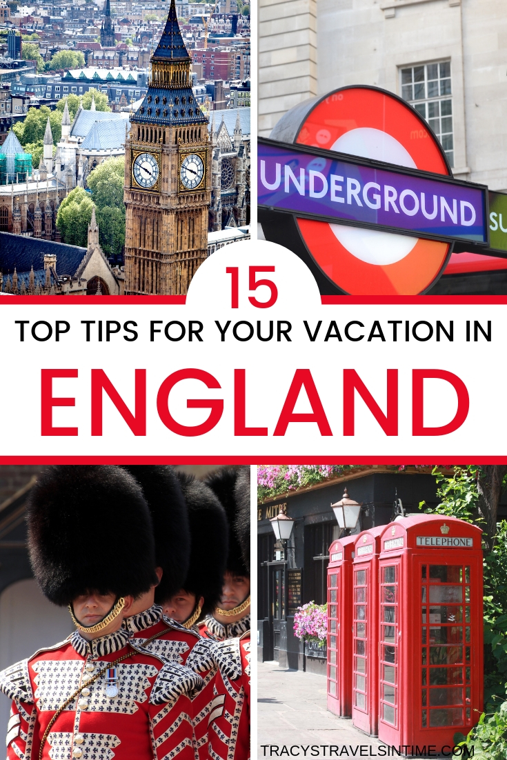 ENGLAND TRAVEL - 15 TOP TIPS TO KNOW BEFORE YOU GO