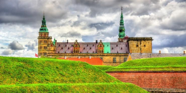 Hamlet's Castle in Denmark