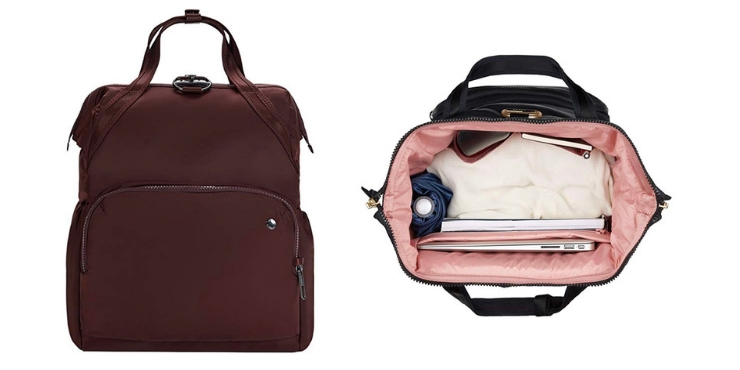 The best anti theft travel bags, a buying guide featured by top international travel blogger, Tracy's Travels in Time