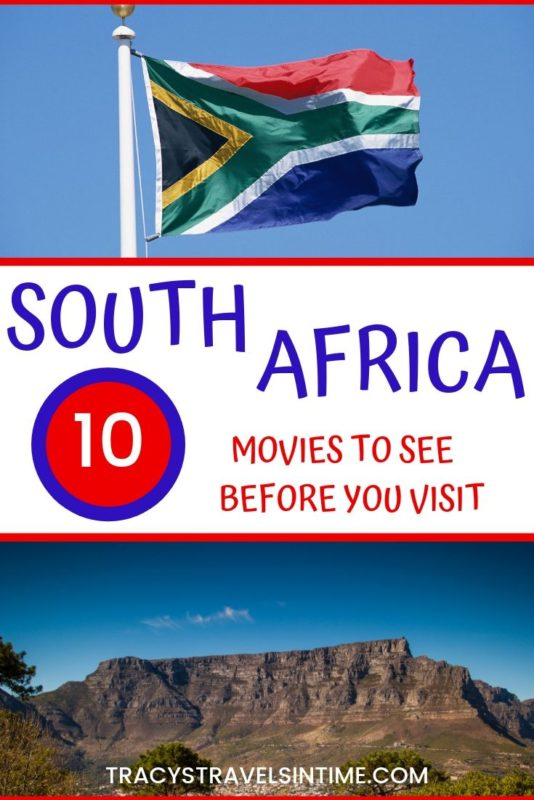 movies about South Africa