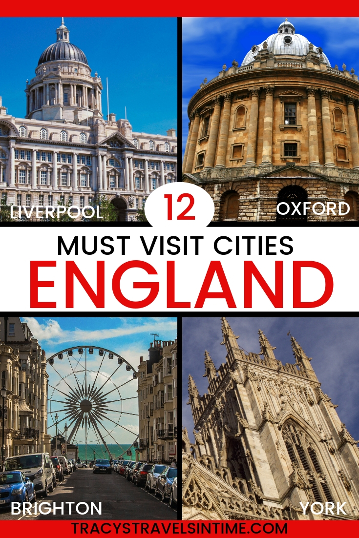 12 MUST VISIT CIITIES IN ENGLAND - UK TRAVEL