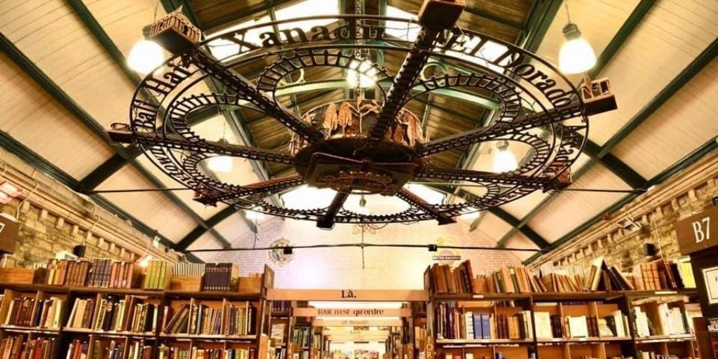 Why you need to visit Barter Books in Alnwick