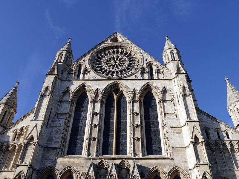 York Minster in York one of the best cities in England to visit