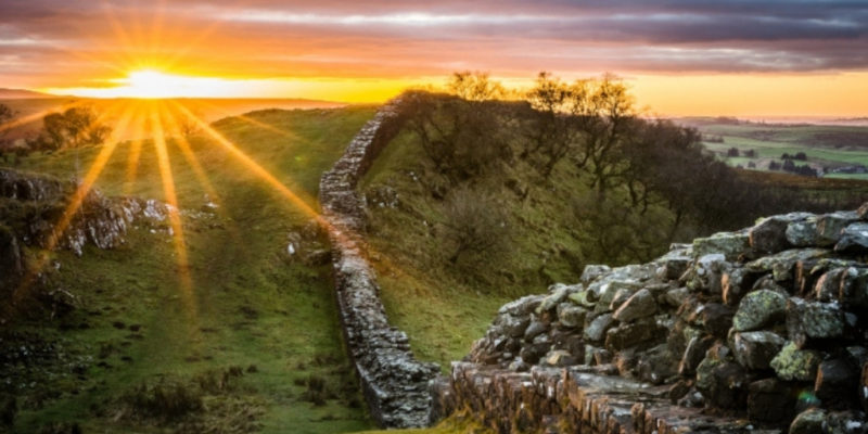 books about Northumberland