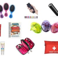 Mini Travel Size Products
