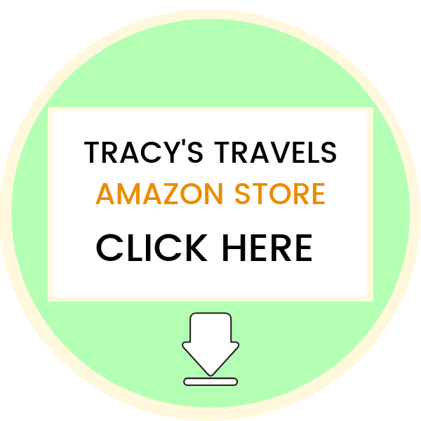 TRACY'S TRAVELS AMAZON STORE