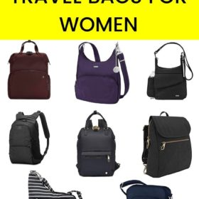 authorized site fashion style of 2019 finest selection The best anti theft travel bags   Travel Essentials ...