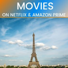 Top 6 Best French Movies on Netflix | Tracy's Travels in Time