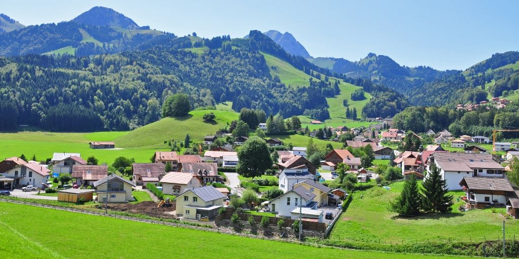 most beautiful towns in Switzerland