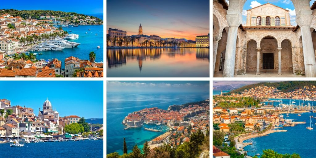 Croatia World Heritage Sites