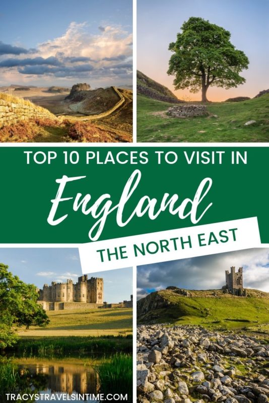 Top 10 places to visit in England - the North East