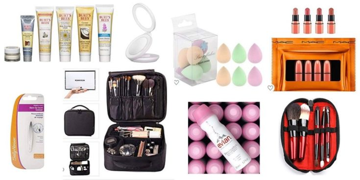 10 essential mini travel beauty products