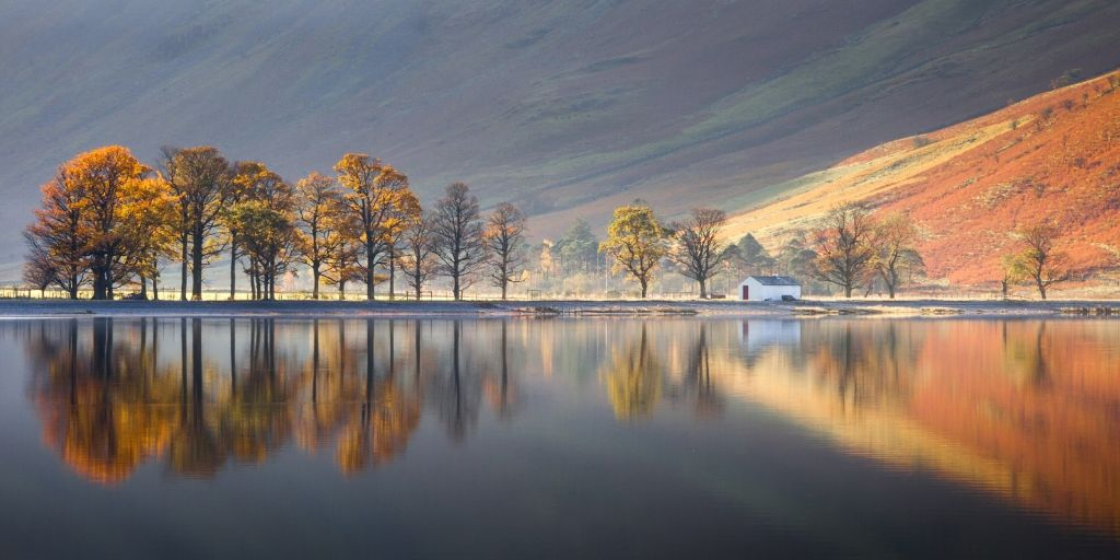 Lake District books - beautiful picture of the lakes