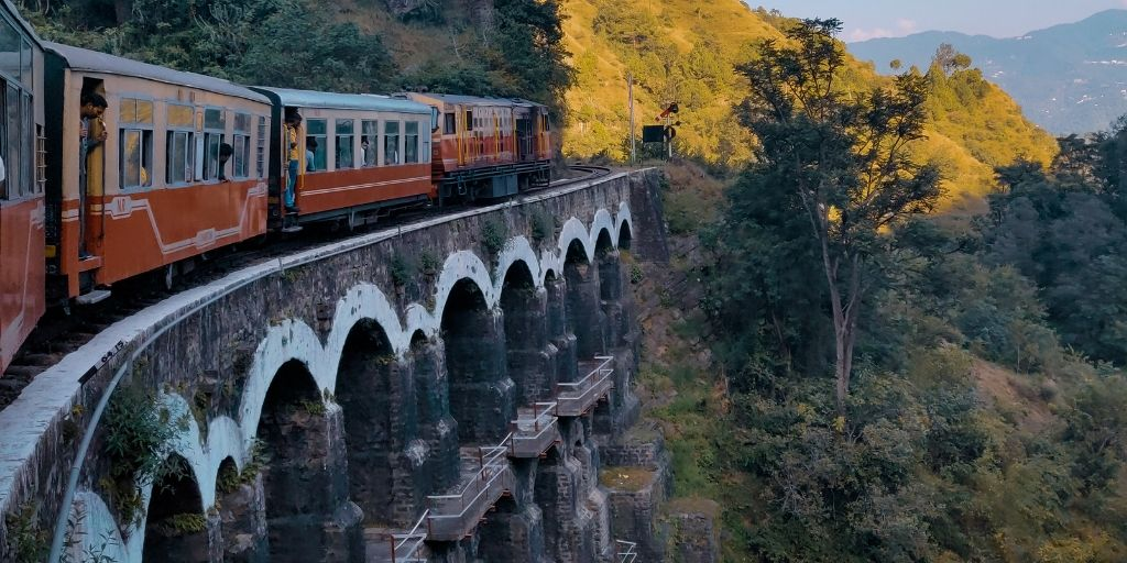 Best Train Journeys in India featured by top international travel blogger, Tracy's Travels in Time.