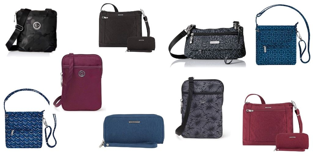 Best Mini Theft Proof Travel Bags feature dby top international travel blogger, Tracy's Travels in Time