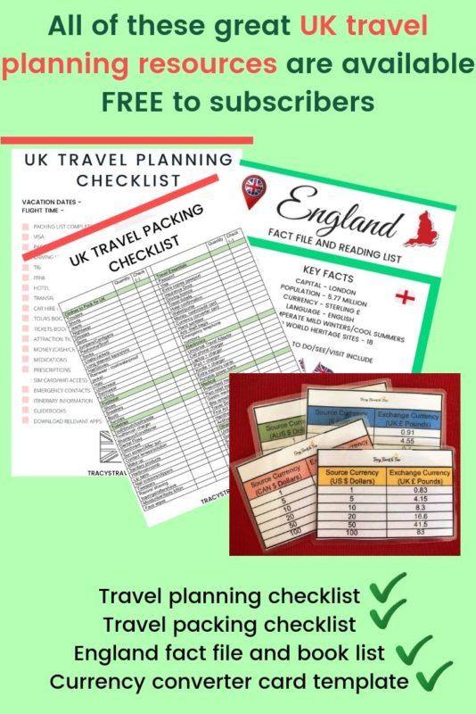 UK travel subscription box