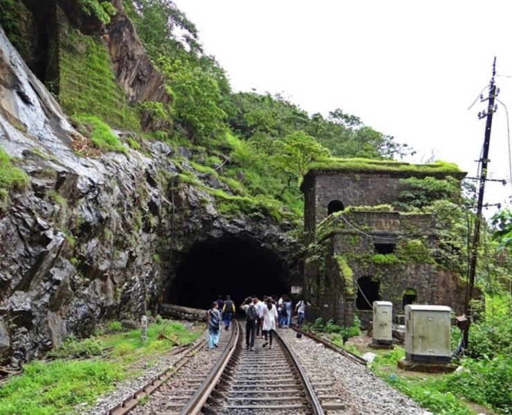 The Mandovi Railway