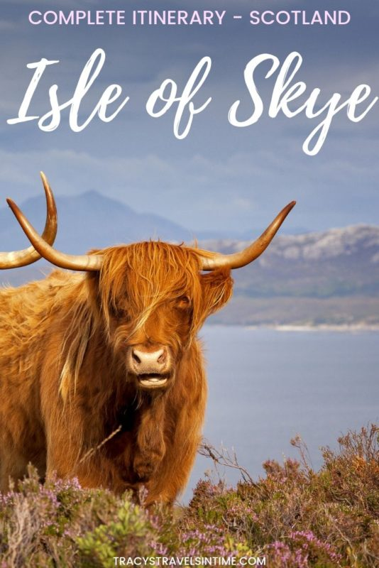 Are you planning a trip to Scotland? Don't miss this complete one day itinerary for the Isle of Skye. #travel #scotland #isleofskye