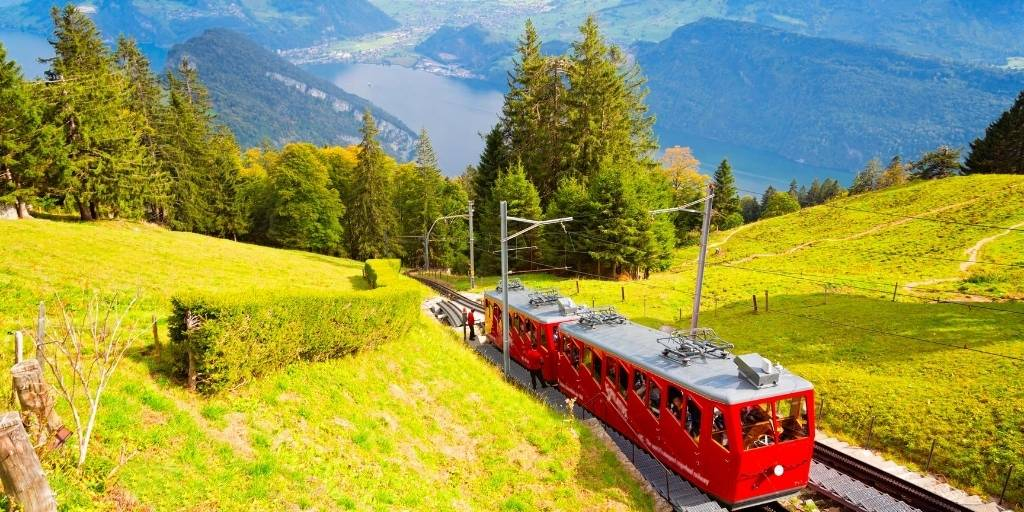 A Complete Guide to the Golden Round Trip to Mount Pilatus Lucerne Switzerland