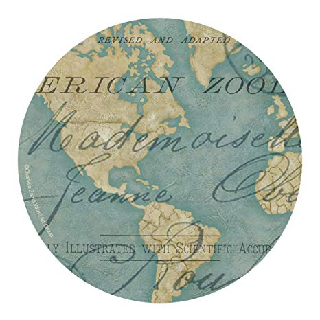 World Travels Coaster Set