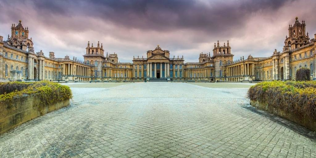 Visiting Blenheim Palace near Oxford (tips for the best trip)